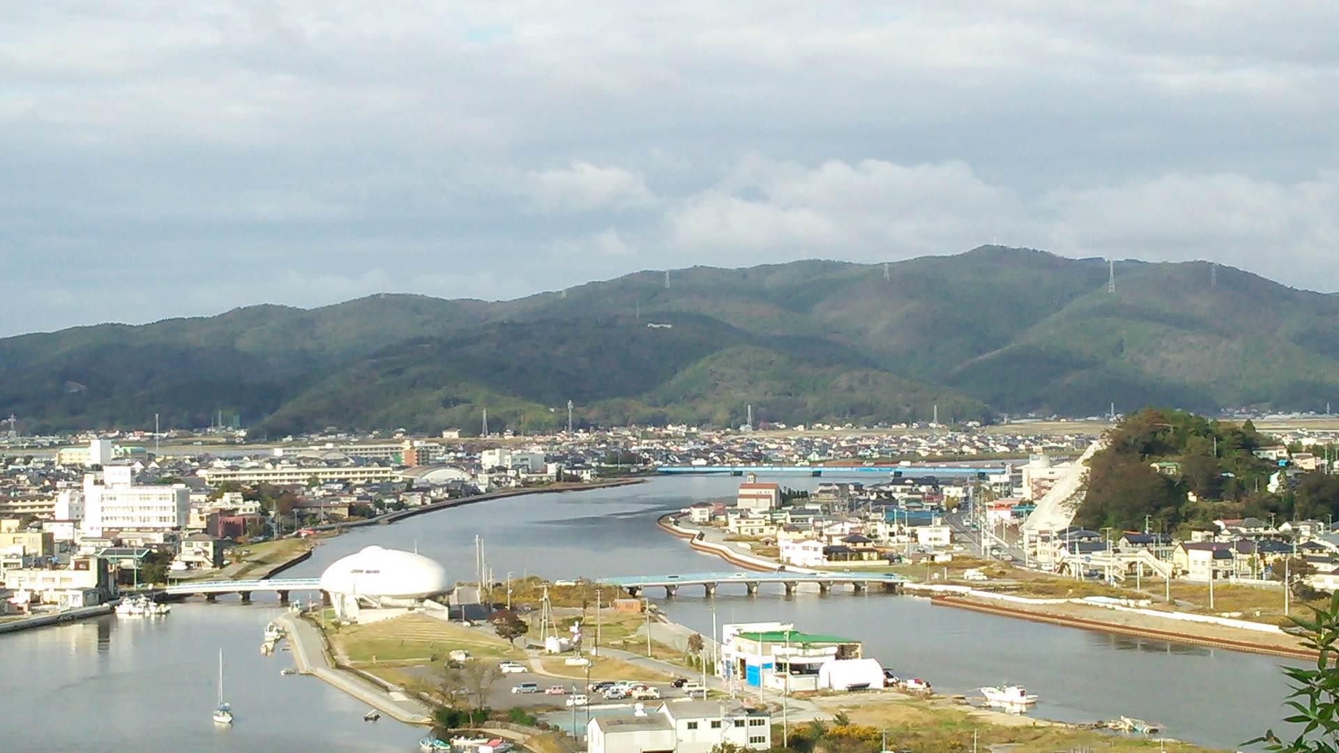 泉州水防議会で宮城県へ視察