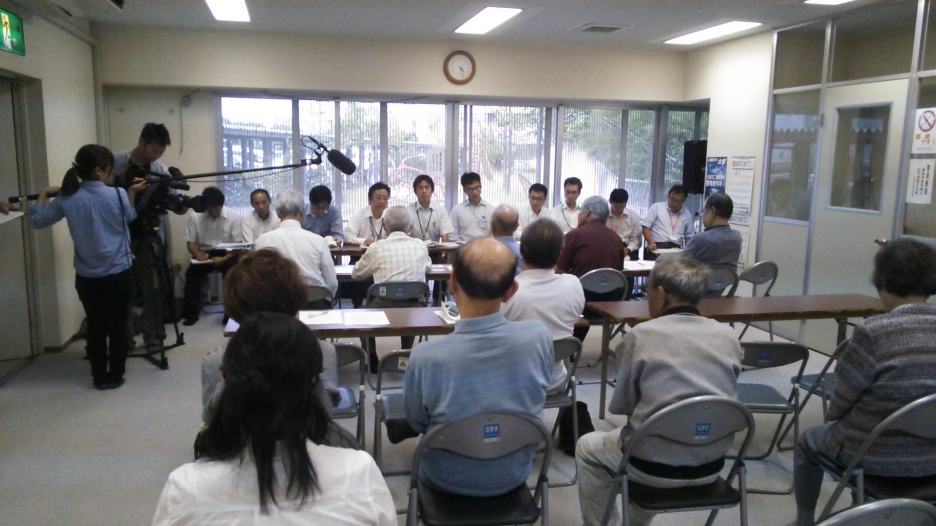 読売テレビのten(テン)で、なぎさ府営住宅の阪神高速湾岸線からの公害問題が放映される予定です!